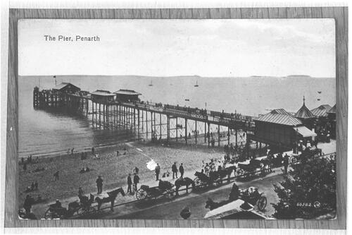 The Pier, Penarth.