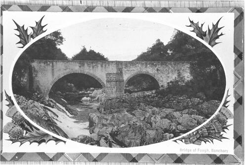 Bridge of Feugh, Banchory.