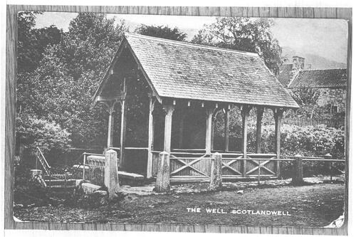 The Well, Scotlandwell.