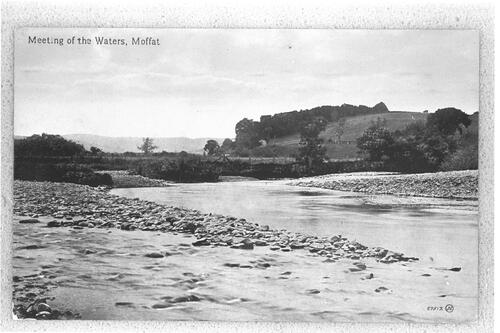 Meeting of the Waters, Moffat.