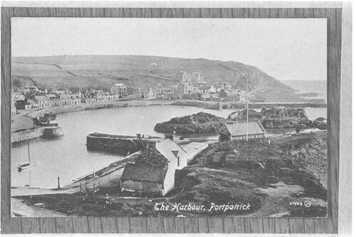 The Harbour, Portpatrick.