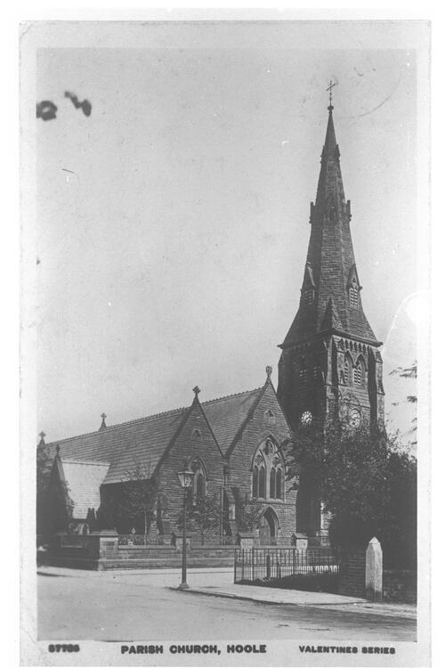 Parish Church, Hoole.
