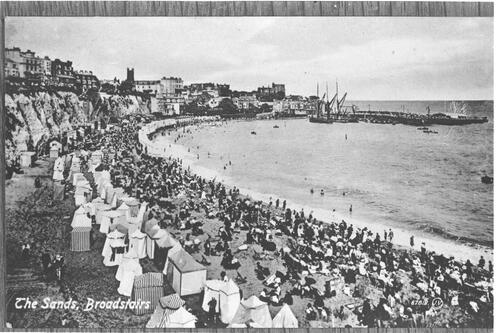 The Sands, Broadstairs.