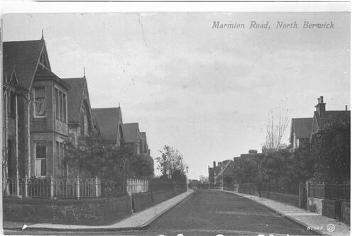 Marmion Road, North Berwick.