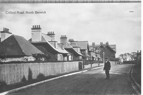 Clifford Road, North Berwick.