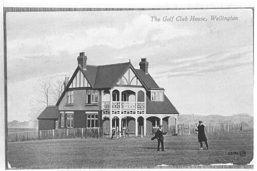 The Golf Club House, Wellington.