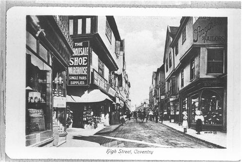 High Street, Coventry.