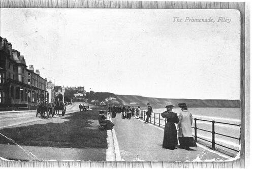 The Promenade, Filey.