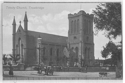 Trinity Church, Trowbridge.