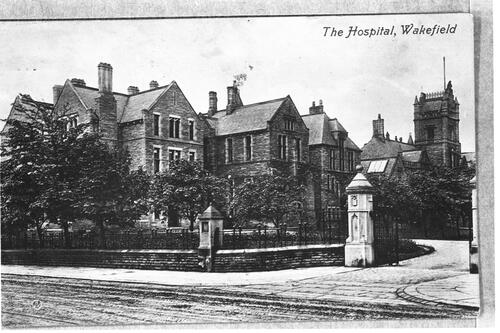 The Hospital, Wakefield.