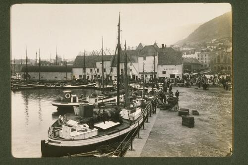 The Harbour, Bergen.