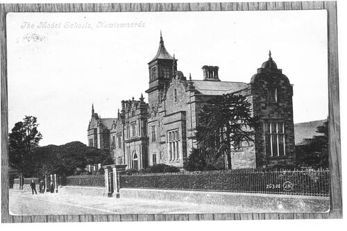 The Model Schools, Newtownards.