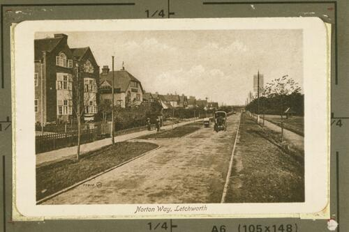 Norton Way, Letchworth.