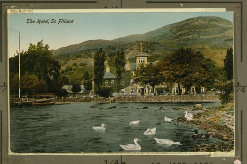 The Hotel, St Fillans.