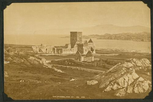 Iona Cathedral from South West.