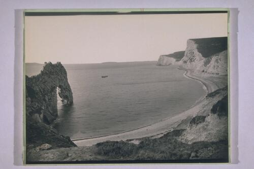 Durdle Bay.