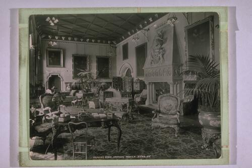 Drawing Room, Arundel Castle.