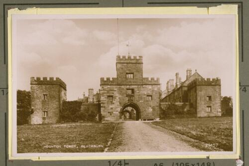 Hoghton Tower, Blackburn.