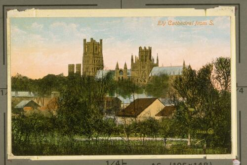 Ely Cathedral from S.