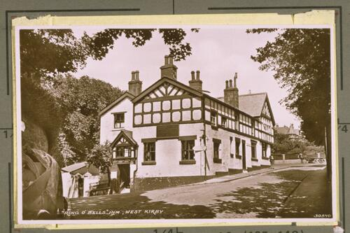 """Ring o' Bells"" Inn, West Kirby."