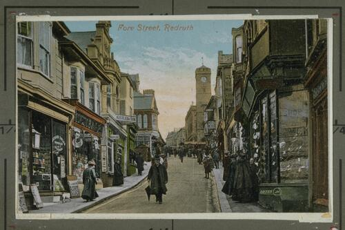 Fore Street, Redruth.