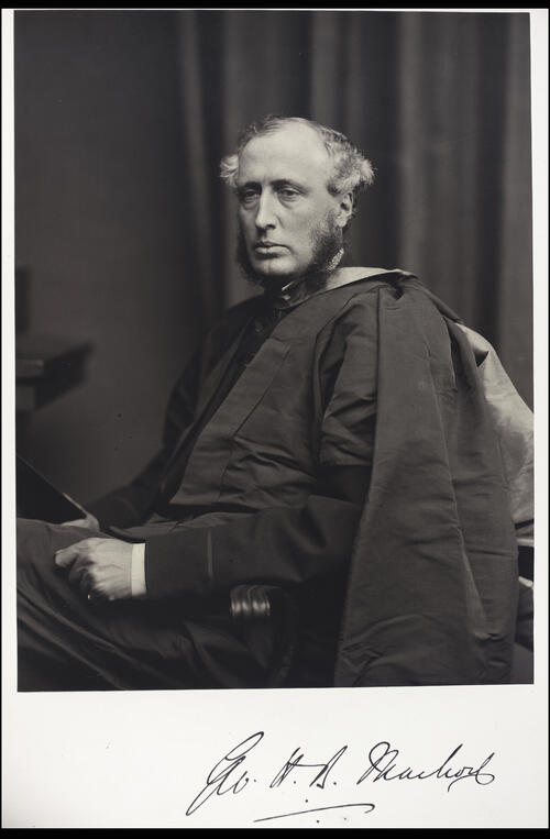 George H B Macleod, MD, Professor of Surgery, [University of Glasgow] Glasgow.