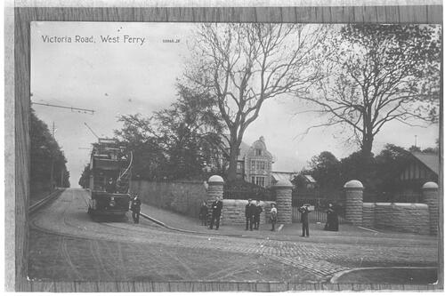 Victoria Road, West Ferry.