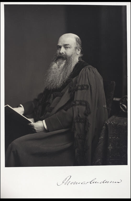 Thomas Anderson, MD, Professor of Chemistry, [University of Glasgow] Glasgow.