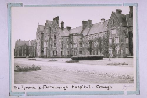 Tyrone and Fermanagh Hospital.