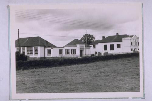 New School and Hall, Coagh.
