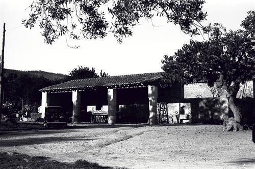 Hacienda (farm house) near Barcelona.