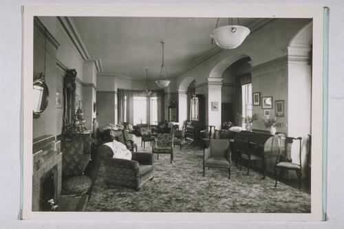 Drawing Room, Castle Erin.