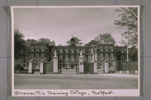 Stranmillis Training College.