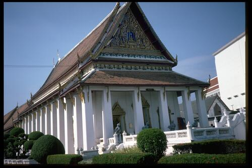 National Museum, Bangkok.