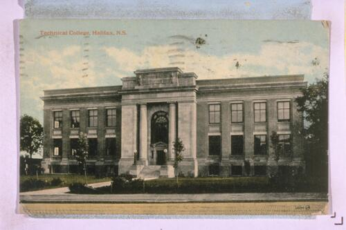 Technical College, Halifax, N.S.