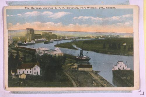 The Harbour, Fort William, Ont.