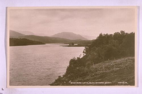 Benevean Loch, Glen Affaric.