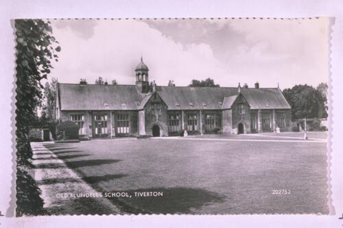Old Blundells School, Tiverton.