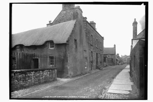 Hugh Miller's Birthplace, Cromarty.