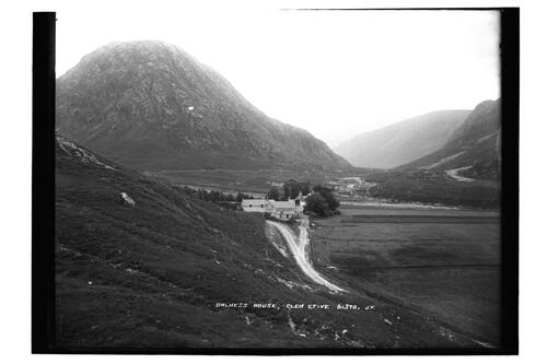 Dalness House, Glen Etive.