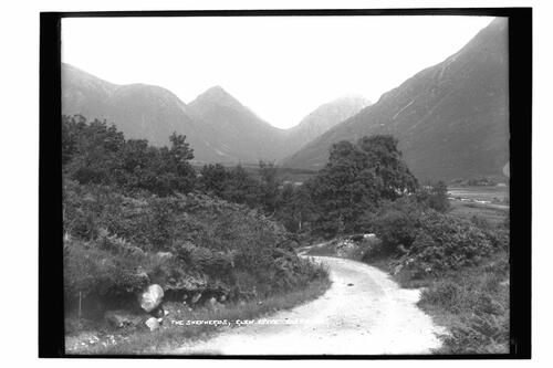 The Shepherds, Glen Etive.