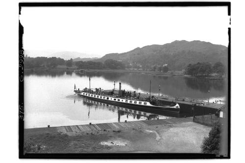 The Pier, Waterhead.