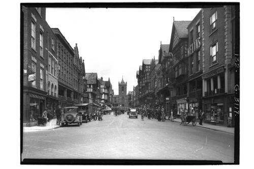 Bridge Street, Chester.