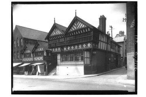 Falcon Inn, Chester.