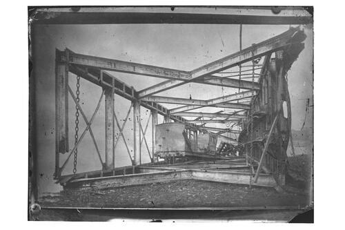 Tay Bridge Disaster, girder.