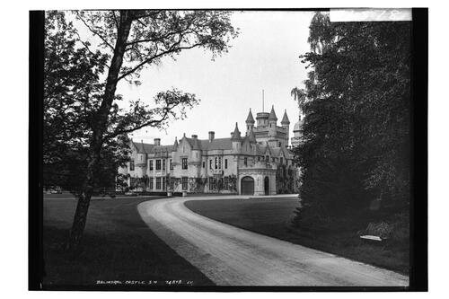 Balmoral Castle, South West.