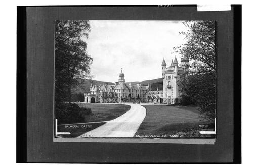 Balmoral Castle, South East.