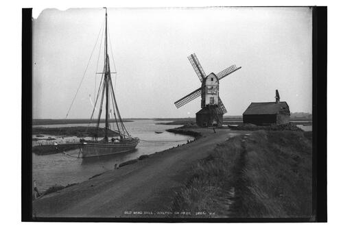 Old Windmill, Walton-on-Naze.