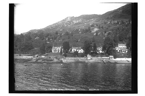 Lochgoilhead, from West.