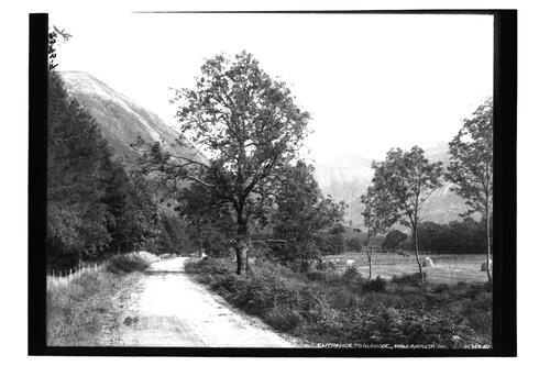 Glencoe Entrance, Ballachulish.
